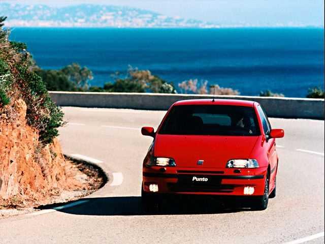 Punto turbo cat 3 porte GT - E1