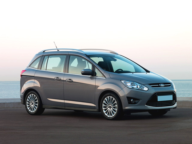 Ford C-Max usate