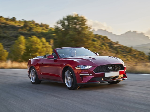Ford Mustang usate