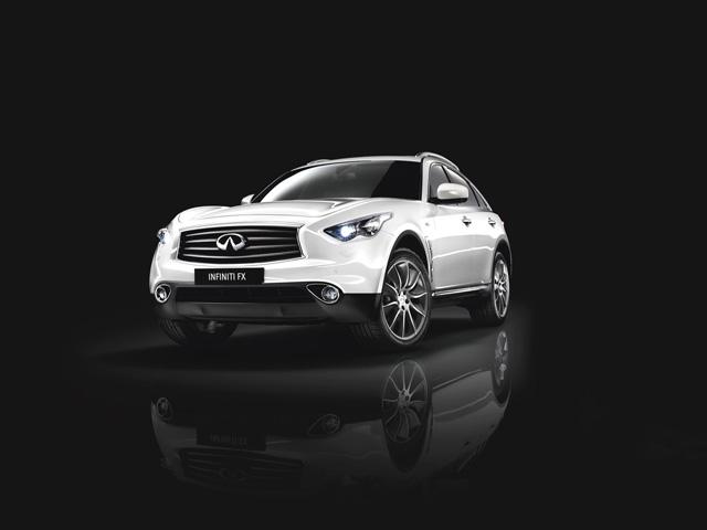 FX30d Black and White Edition - E2