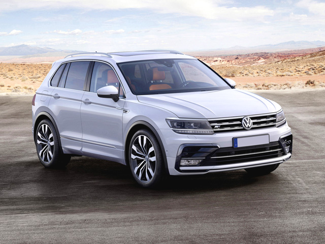 Tiguan 2.0 BiTDI SCR DSG 4MOTION Advanced BMT - E2
