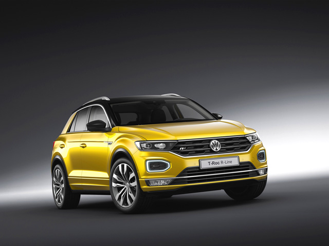 T-Roc 2.0 TDI SCR 150 CV DSG 4MOTION Sport BlueMotion Tech. - E2