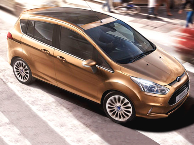Ford B-Max usate