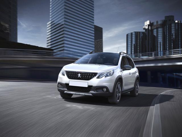 Peugeot 2008 usate