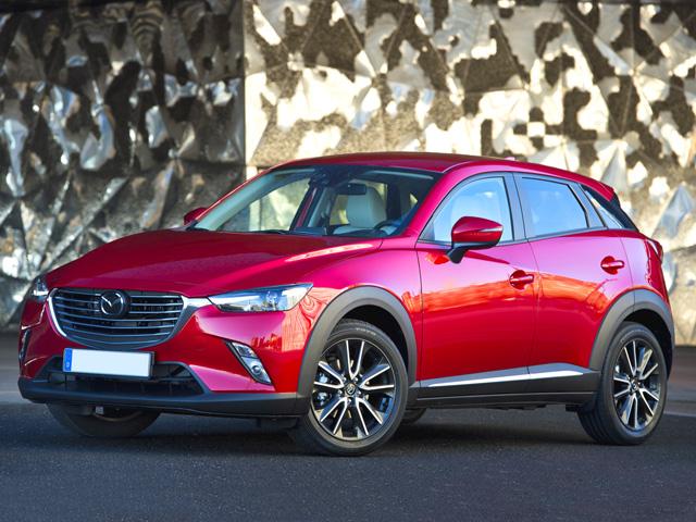 Mazda CX-3 usate