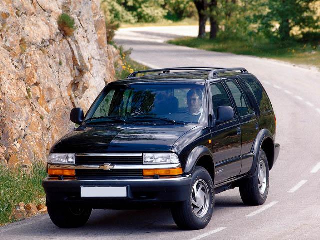 Chevrolet S-Blazer
