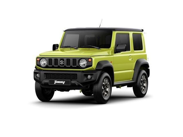 Suzuki Jimny usate
