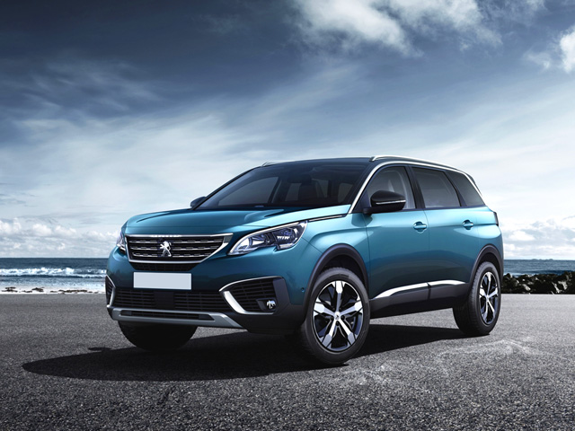 PEUGEOT 5008 BlueHDi 120 EAT6 S&S Business