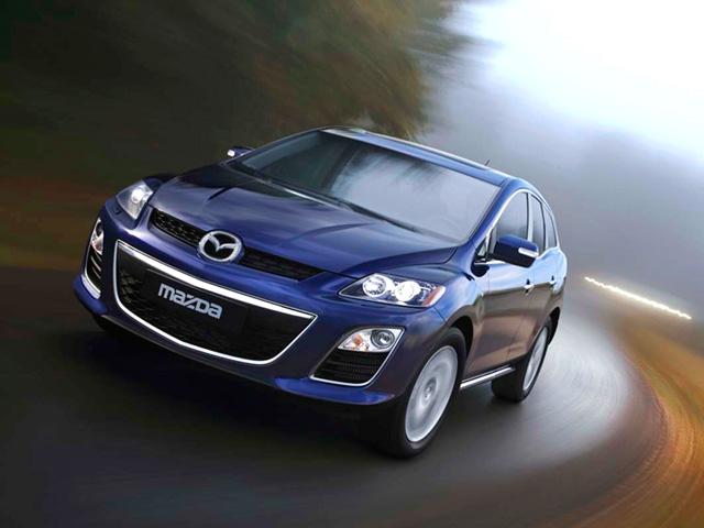 Mazda CX-7 usate