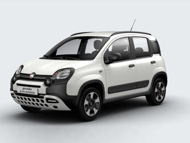 Panda 1.0 FireFly S&S Hybrid City Cross - E2