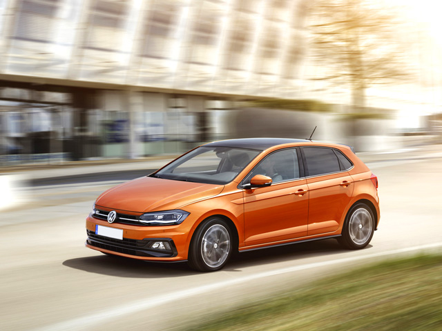 Volkswagen Polo usate