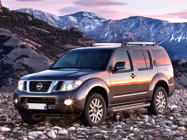 Nissan Pathfinder usate