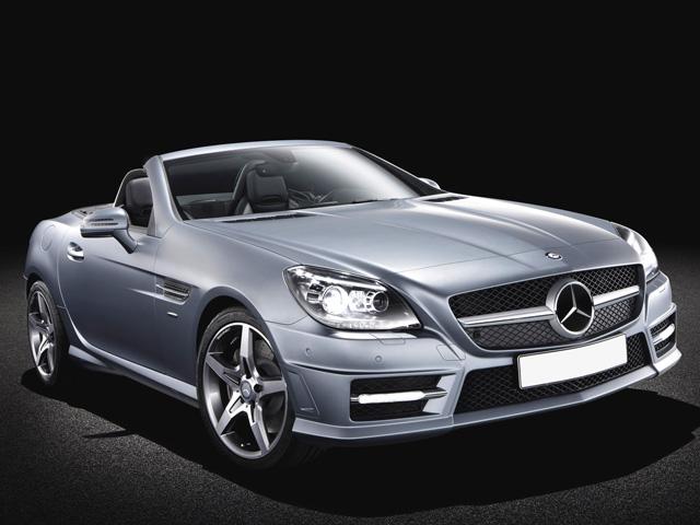 Mercedes SLK usate