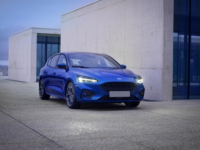 Ford Focus usate