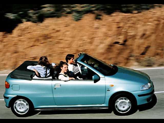 Punto 85 16V cat Cabrio - E3