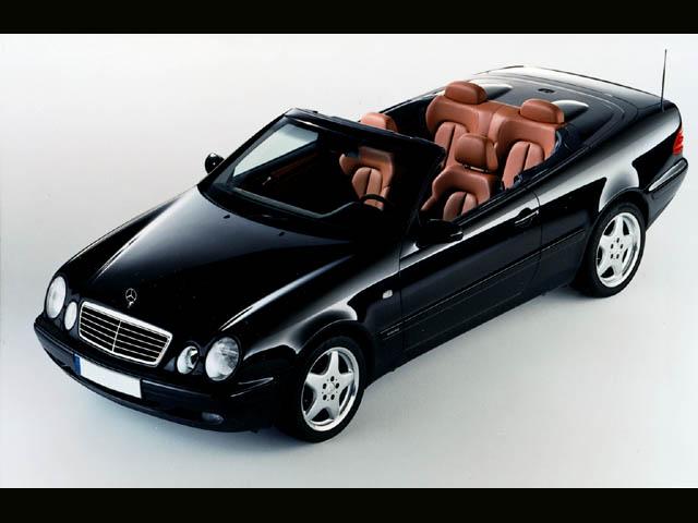 CLK 320 cat Cabriolet Elegance - E2