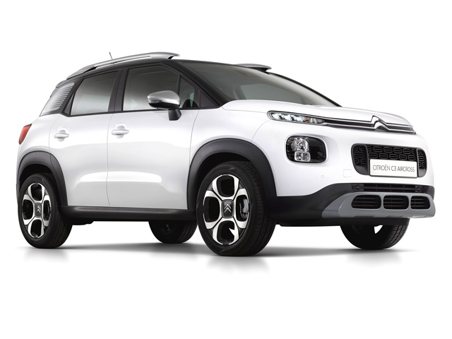 C3 Aircross usate
