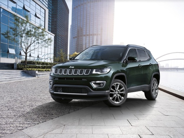 Jeep Compass usate