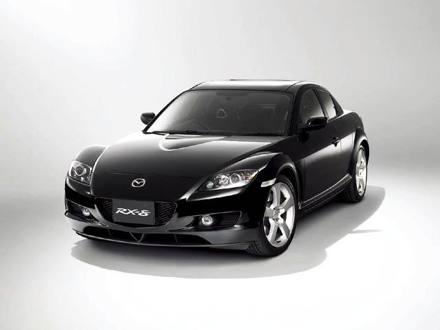 Mazda RX-8 usate