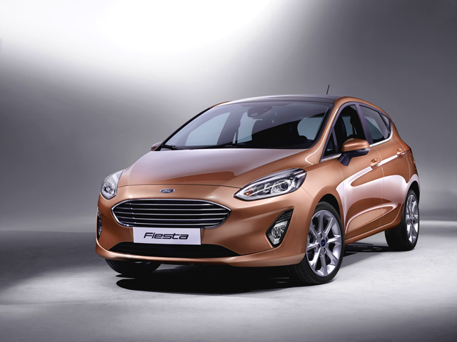 Ford Fiesta usate