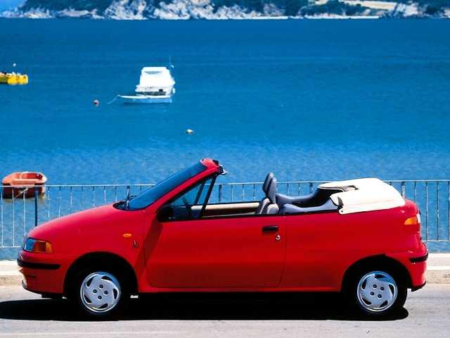 Punto 60 cat Cabrio S - E3