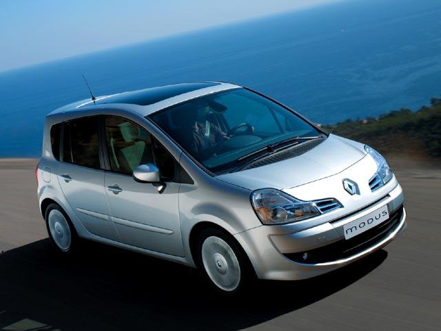 Renault Modus usate