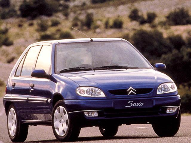 Saxo 1.5 diesel cat 5 porte Elegance - E2