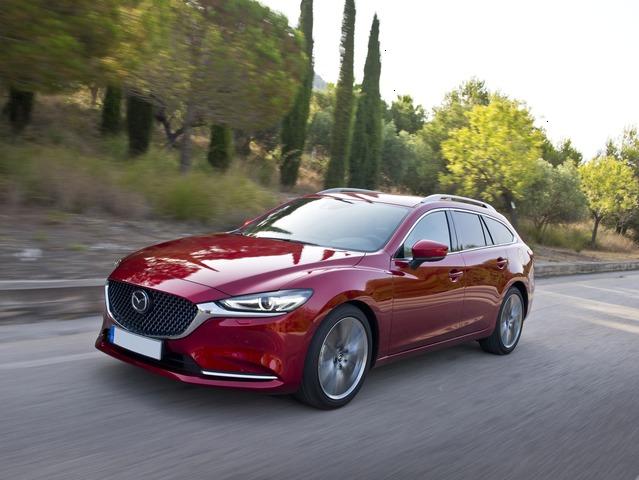 Mazda 6 usate