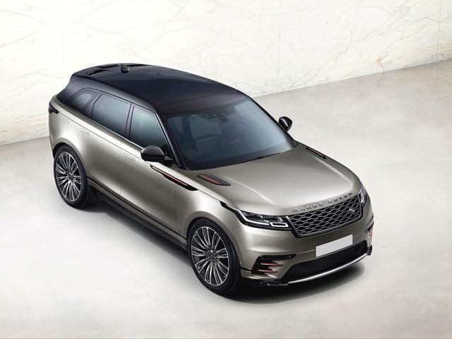 Range Rover Velar usate
