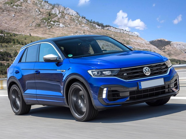 T-Roc R 2.0 TSI DSG 4MOTION BlueMotion Technology - E2