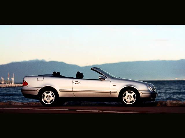 CLK 200 Kompressor cat Cabrio Elegance - E3