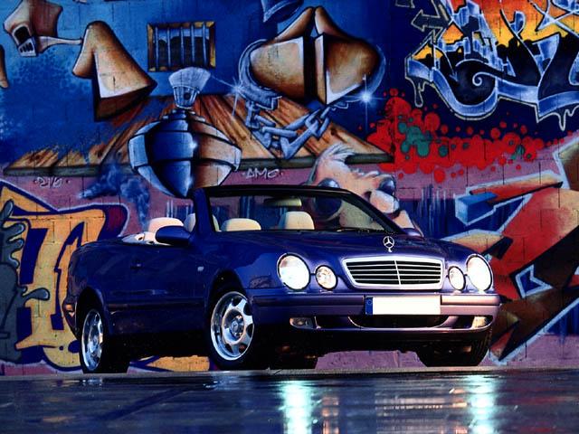 CLK 320 cat Cabriolet Sport - E2