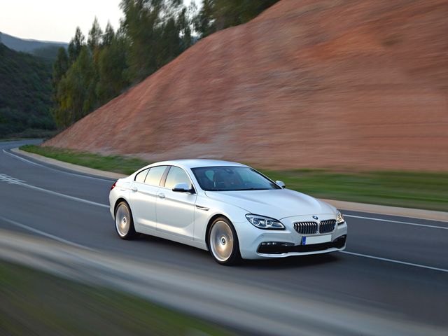 BMW Serie 6 usate