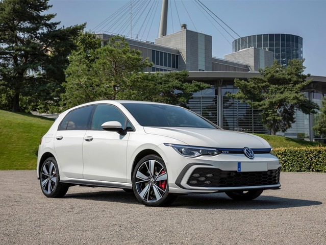 Golf 1.4 GTE DSG Plug-In Hybrid - E2