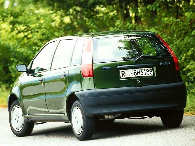 Punto 1.7 diesel 5 porte SX - E4