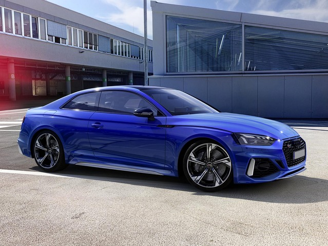RS 5 Coupé 25 years - E3