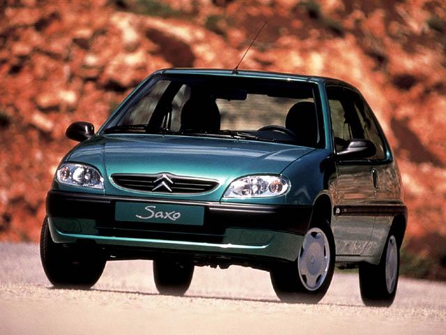 Saxo 1.5 diesel cat 3 porte Elegance - E2