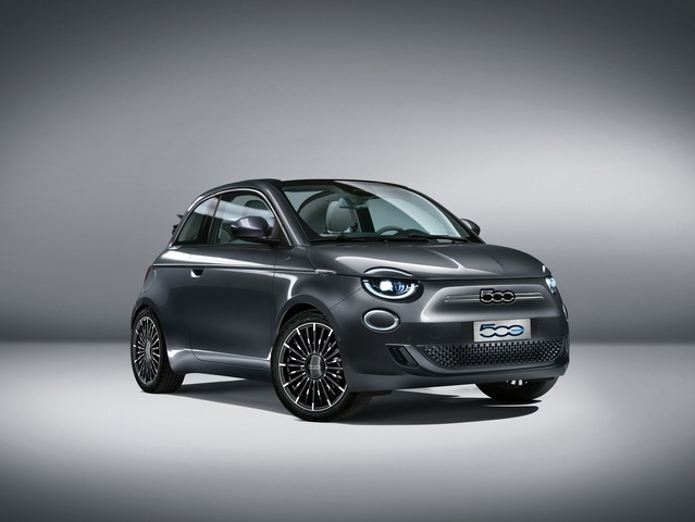 Fiat 500 usate