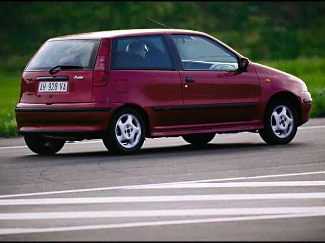 Punto turbo cat 3 porte GT - E4