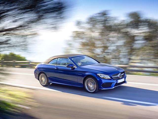 C 200 Auto EQ-Boost Cabrio Premium Plus - E2