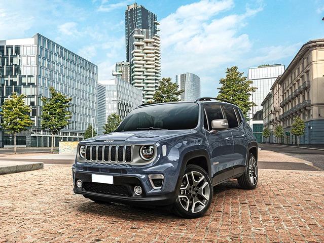 Jeep Renegade usate